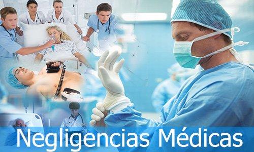 Asesoramiento en negligencias médicas