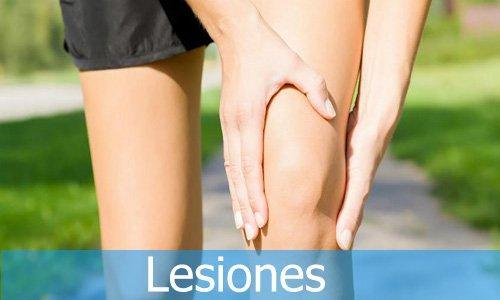 Asesoramiento en lesiones