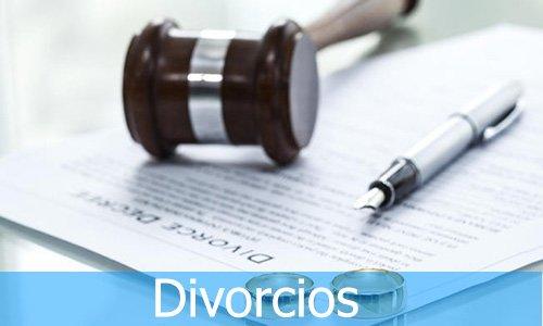 Asesoramiento en divorcios