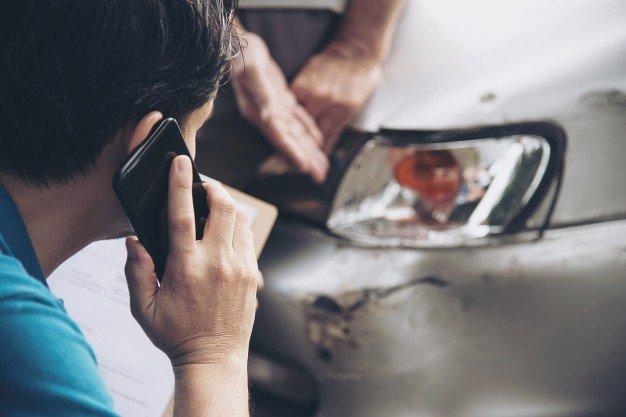 Reclamación de indemnización por accidente de tráfico
