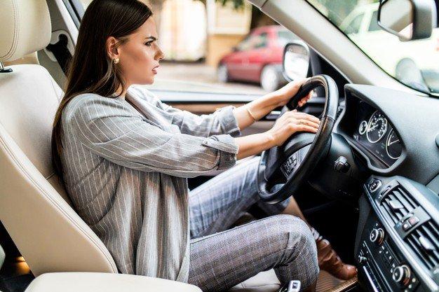 Estar estresado y/o cansado al conducir