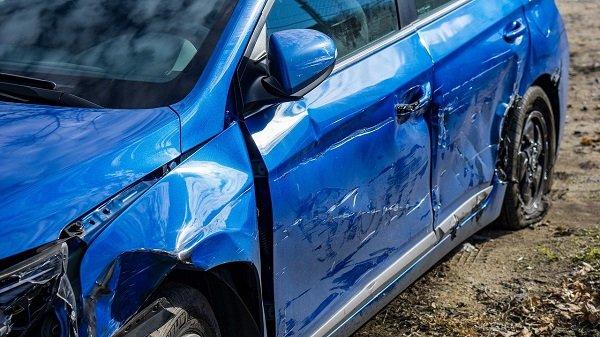 """Accidentes de tráfico más frecuentes y el """"golpe de chapa"""""""