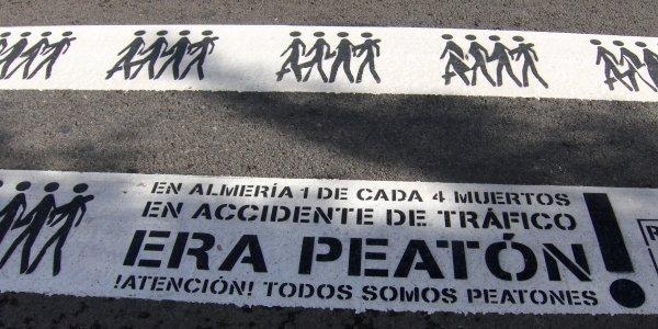 Atropellos a peatones en España