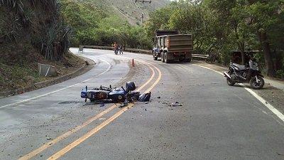 Como se calcula la indemnizacion por lesiones en accidentes en moto
