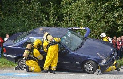 Cuales son los accidentes de trafico mas comunes