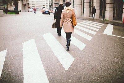 Indemnización a peatones por atropello