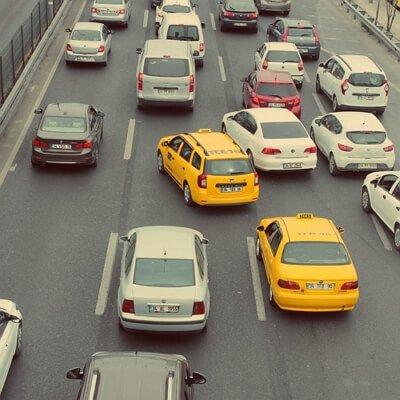 Indemnización por accidente de tráfico múltiple