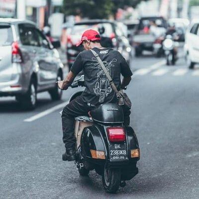 Indemnización por accidente en coche o moto