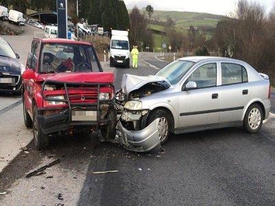 Las indemnizaciones en los accidentes de tráfico