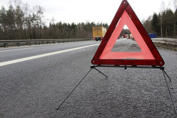 Qué debes hacer si sufres un accidente de tráfico múltiple