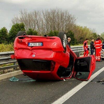 Baremo de accidentes de tráfico 2020