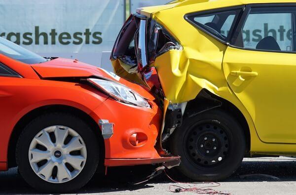 Acerca de la culpabilidad en un accidente de circulacion por alcance