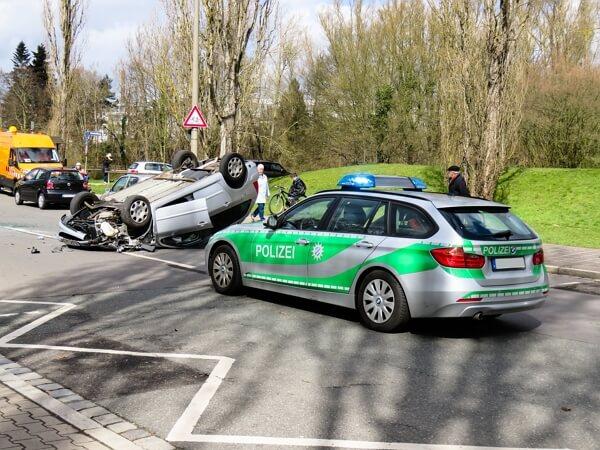 Como actuar cuando ocurre un accidente de trafico