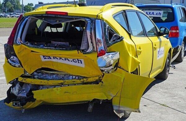 Consejos para reclamar una indemnizacion por accidente de circulacion por alcance