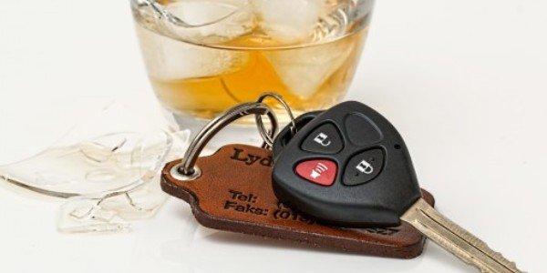Clases de accidentes de tráfico: conducir un vehiculo alcoholizado o bajo el efecto de drogas