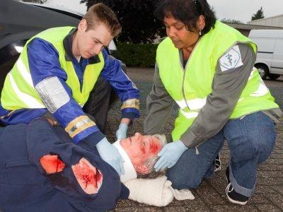 Cuales son las lesiones mas comunes en los accidentes de trafico
