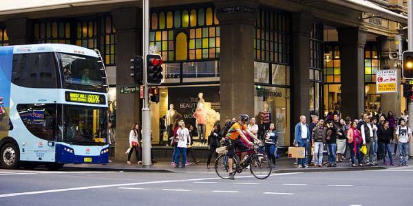 Como andar en bicicleta en una ciudad donde no hay carril para ellas