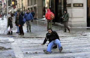 Como hacer una reclamacion por un accidente en la calle