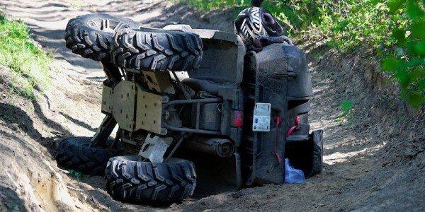 Cuales son las recomendaciones basicas para conducir con seguridad un quad